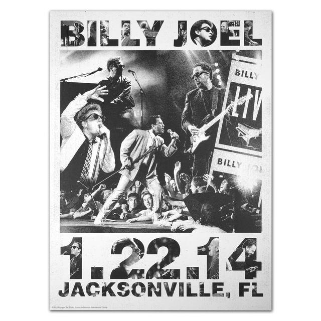 Billy Joel Propaganda Poster 1.22.14