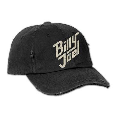 Billy Joel Bolt Logo Distressed Hat