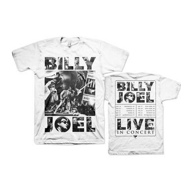 Billy Joel Propaganda Dateback T-Shirt