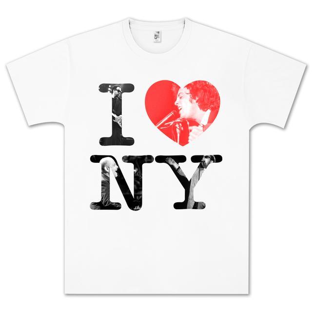 Billy Joel Admat Fill NY T-Shirt