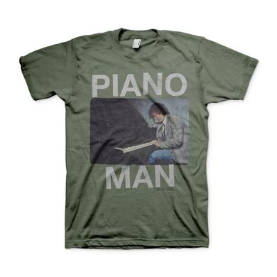 Billy Joel Piano Man Photo T-shirt