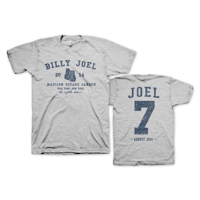 Billy Joel Madison Square Garden Event T Shirt