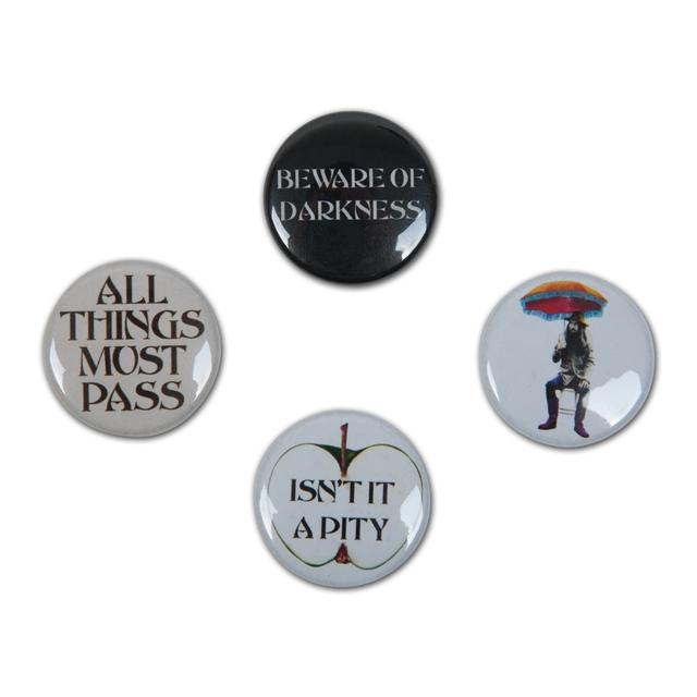 George Harrison All Things Pin Set