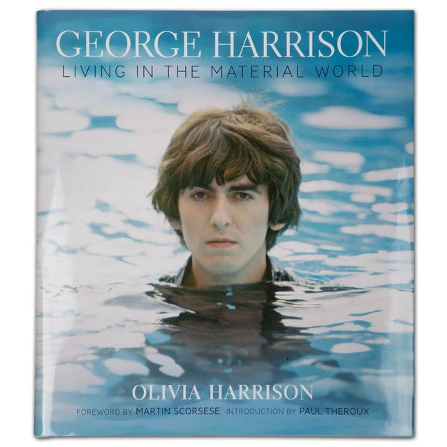 George Harrison- L.I.T.M.W Book