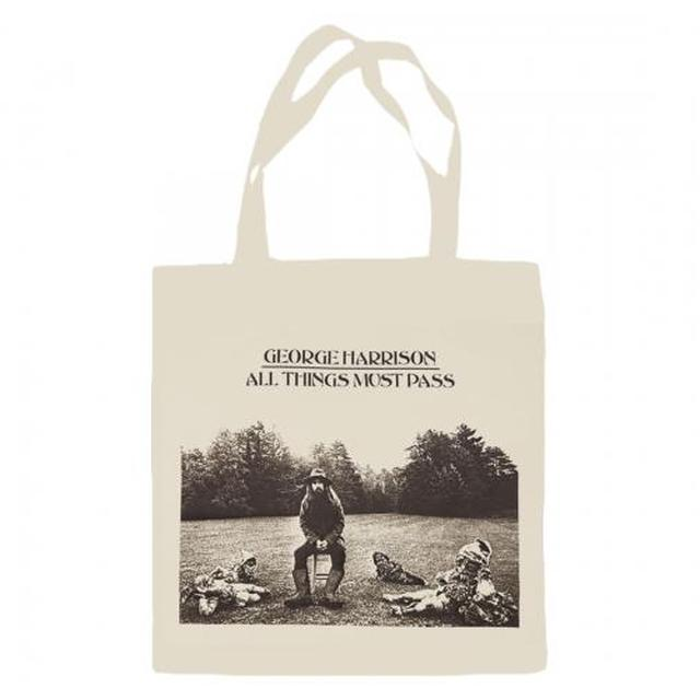George Harrison ATMP B&W Tote Bag