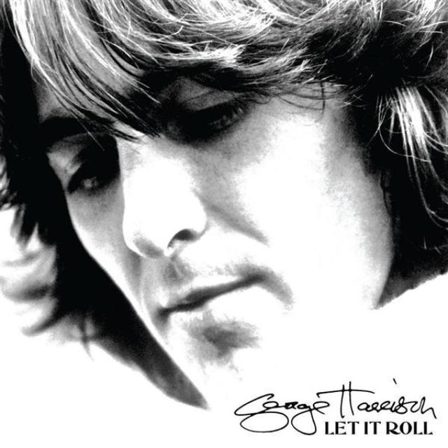 George Harrison Let It Roll CD