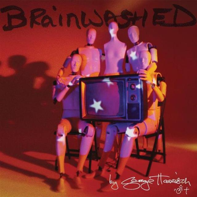 George Harrison Brainwashed CD