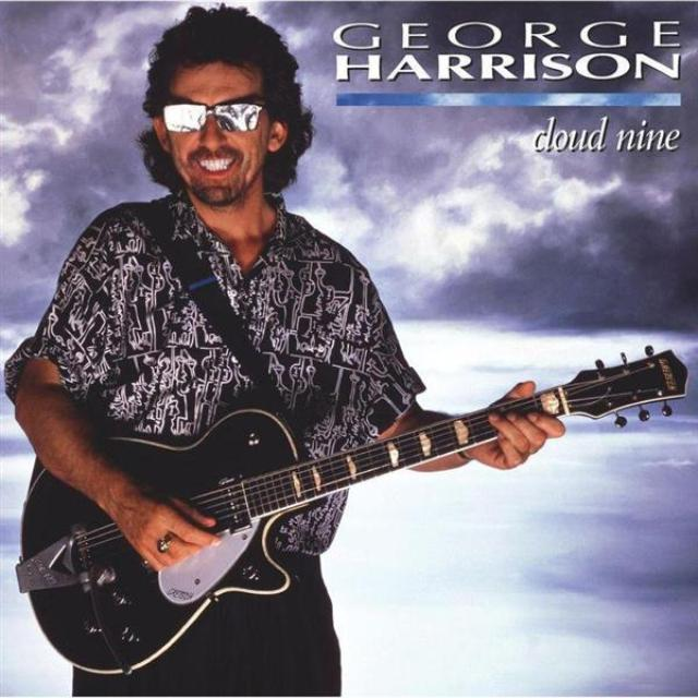 George Harrison Cloud Nine CD