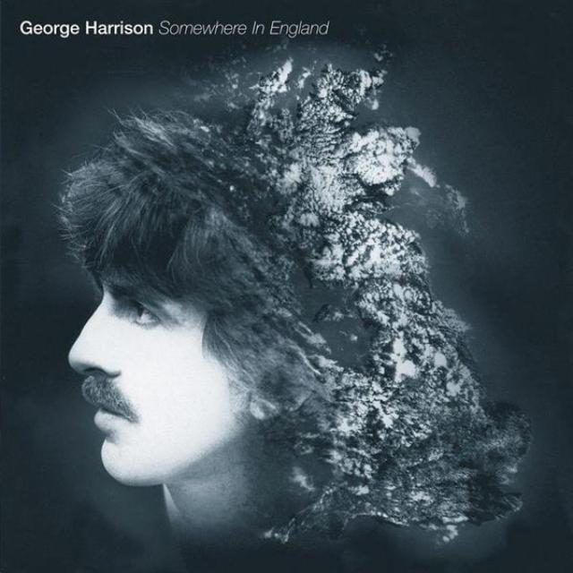George Harrison Somewhere In England CD