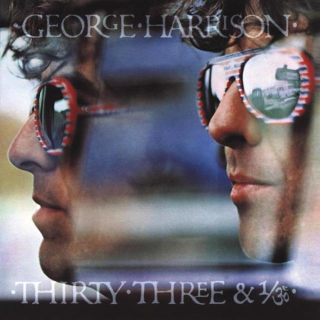 George Harrison Thirty Three & 1/3 CD