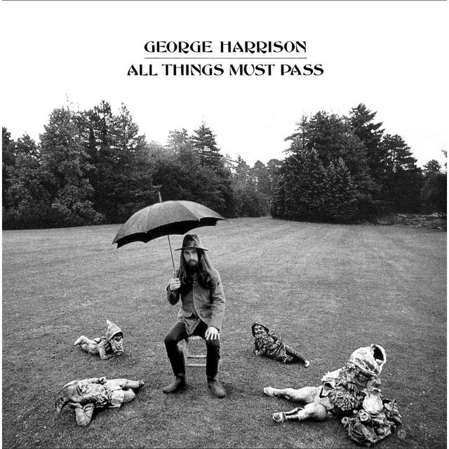 George Harrison All Things Must Pass [2CD]