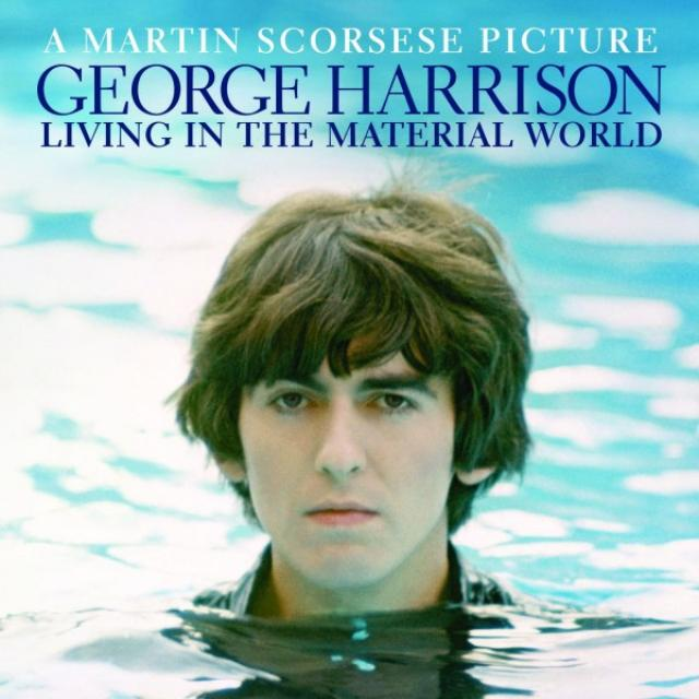 George Harrison Living In The Material World CD