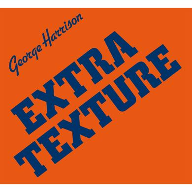 George Harrison Extra Texture CD