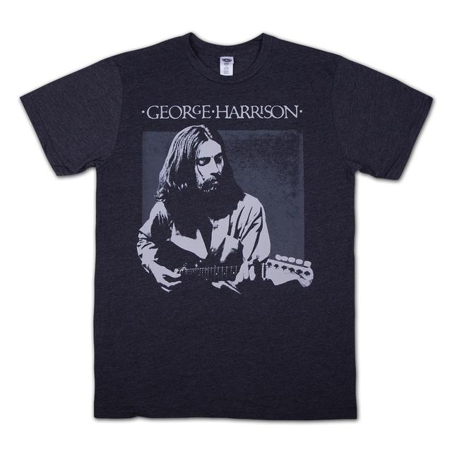 George Harrison Live Portrait T-Shirt