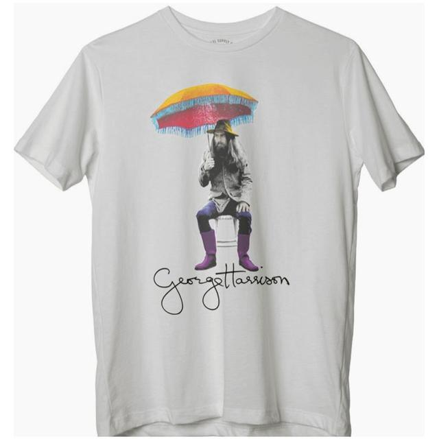 George Harrison Umbrella T-Shirt