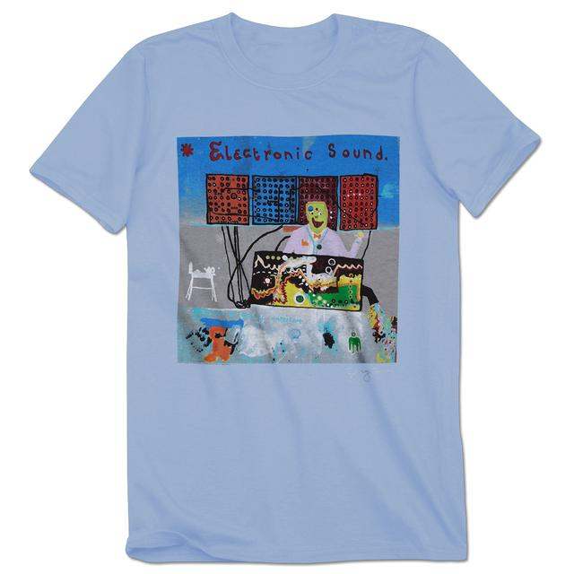 George Harrison Electronic Sound T-Shirt