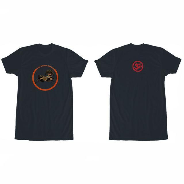 George Harrison Dark Horse Records Logo (Black) T-Shirt