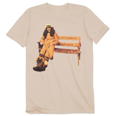 George Harrison Bench Photo T-Shirt