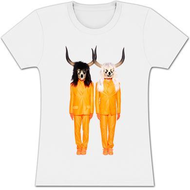 Pet Shop Boys Jr. Suited Skulls T-Shirt