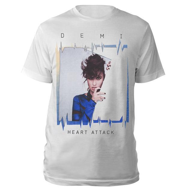 Demi Lovato Heart Attack Shirt