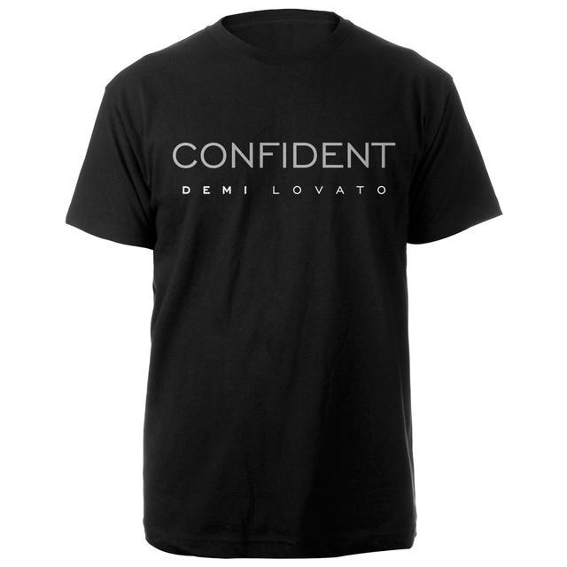 Demi Lovato Confident Logo Shirt