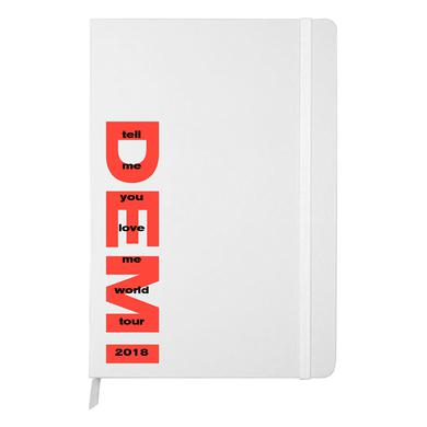 Demi Lovato TMYLM Journal