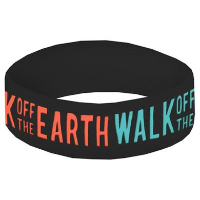 Walk Off The Earth Logo Wrist Band