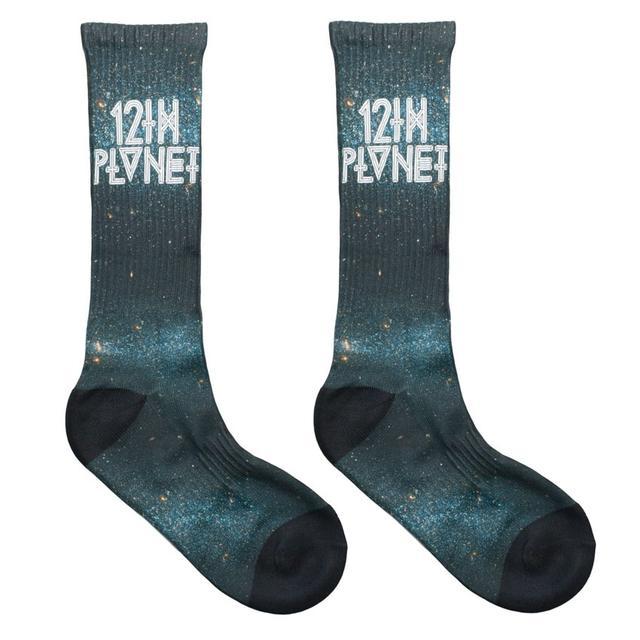 12th Planet Galaxy Socks