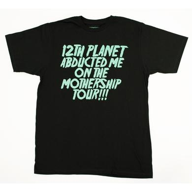 12th Planet Mothership Tour Shirt
