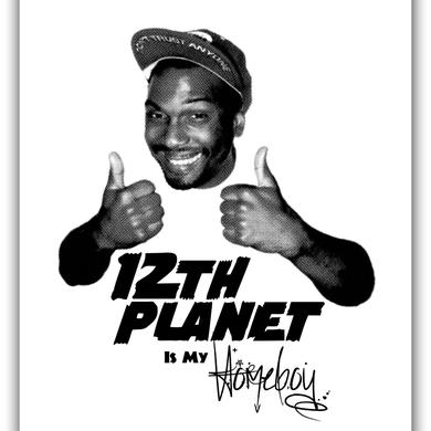 12th Planet Homeboy Fine Art Print