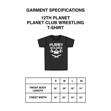 12th Planet Planet Club Shirt