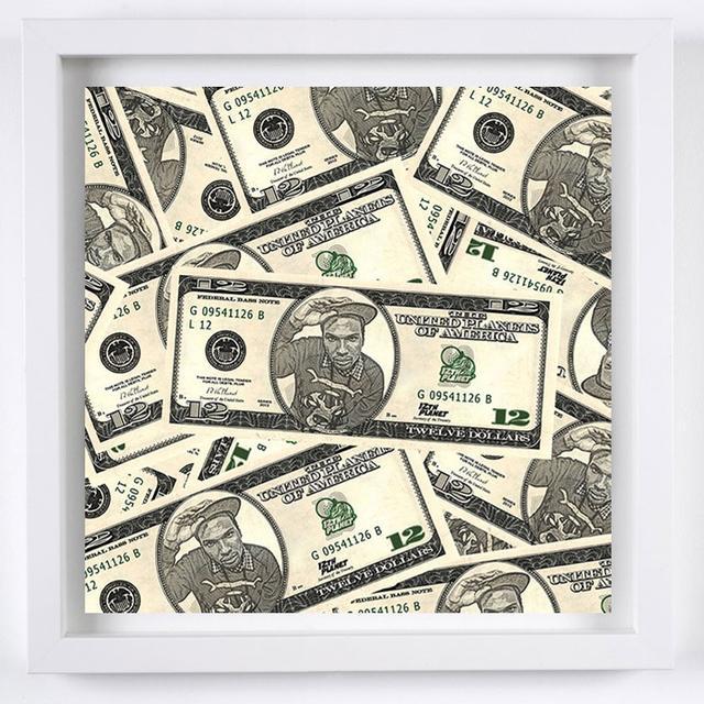 12th Planet $12 Bill Fine Art Print