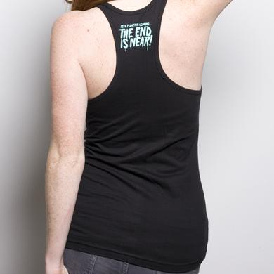 12th Planet Girls Racer Tank