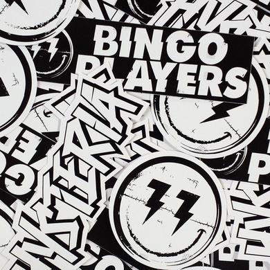 Bingo Players Sticker Pack