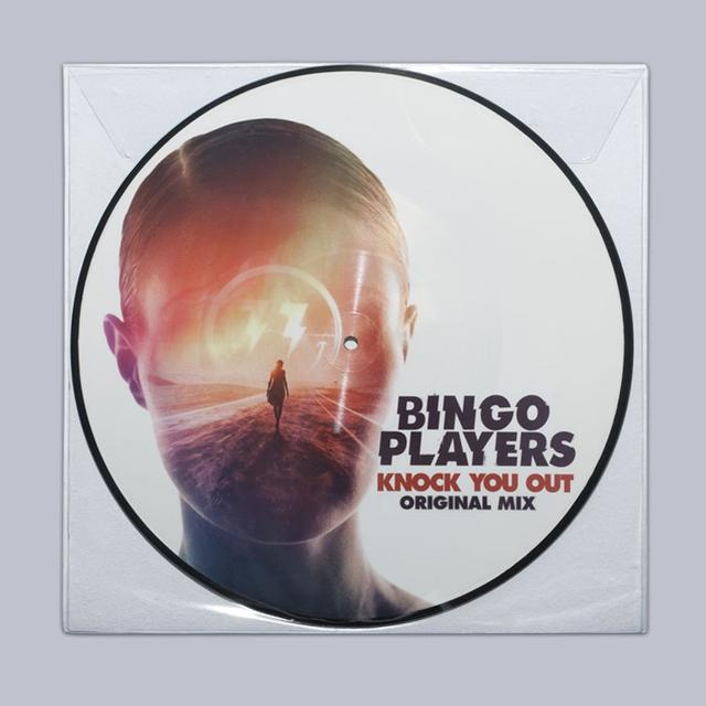 "Bingo Players ""Knock You Out"" Picture Disc Vinyl"
