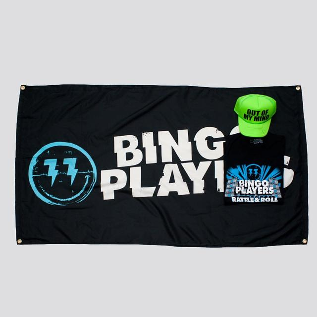 Bingo Players Rattle & Roll Tour Bundle