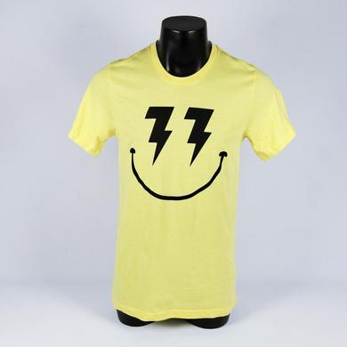 Bingo Players Giant Smiley Yellow Tee