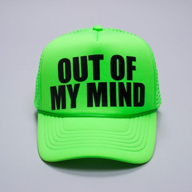 Bingo Players Out Of My Mind Trucker Hat