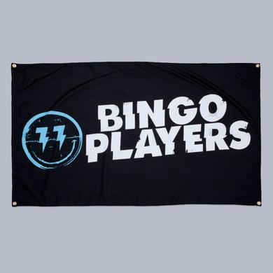 Bingo Players Logo Flag
