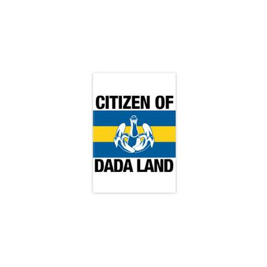 Dada Life Citizen Of Dada Land Magnet