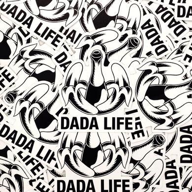 DADA LIFE LOGO STICKERS
