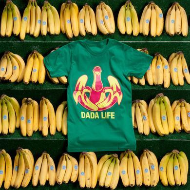 DADA LIFE LOGO TEE // GREEN