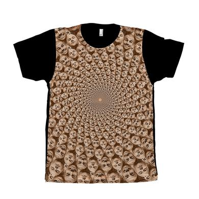 Dada Life Compound Evolved Contrast Print Tee