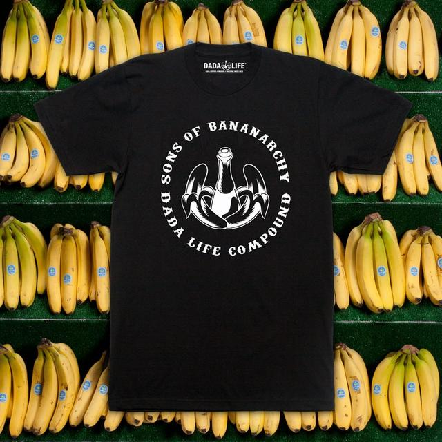Dada Life SONS OF BANANARCHY COMPOUND TEE