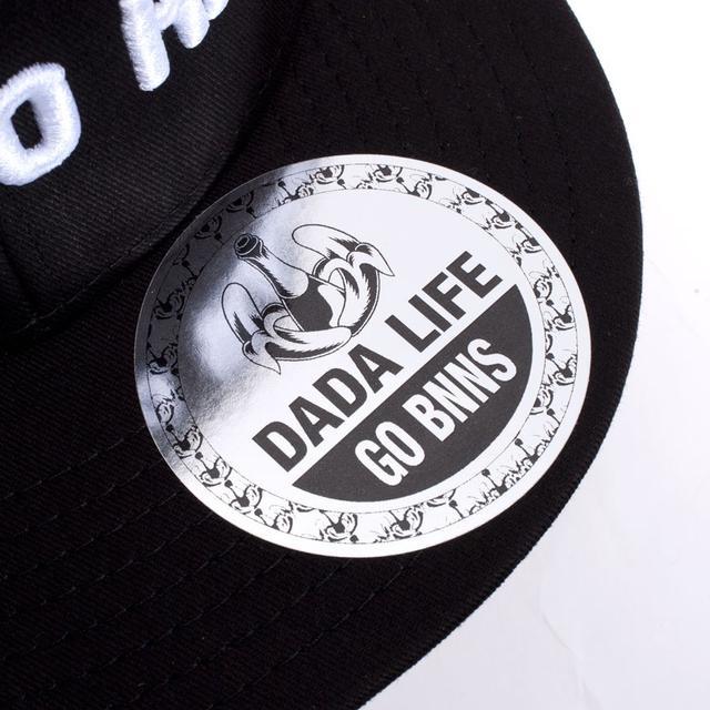 Dada Life BORN TO RAGE SNAPBACK