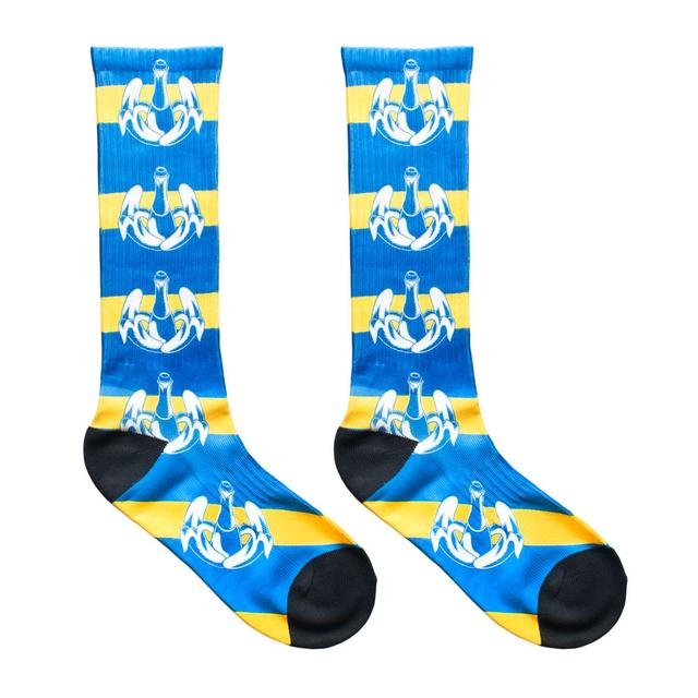 DADA LIFE DYE SUBLIMATION LOGO SOCKS