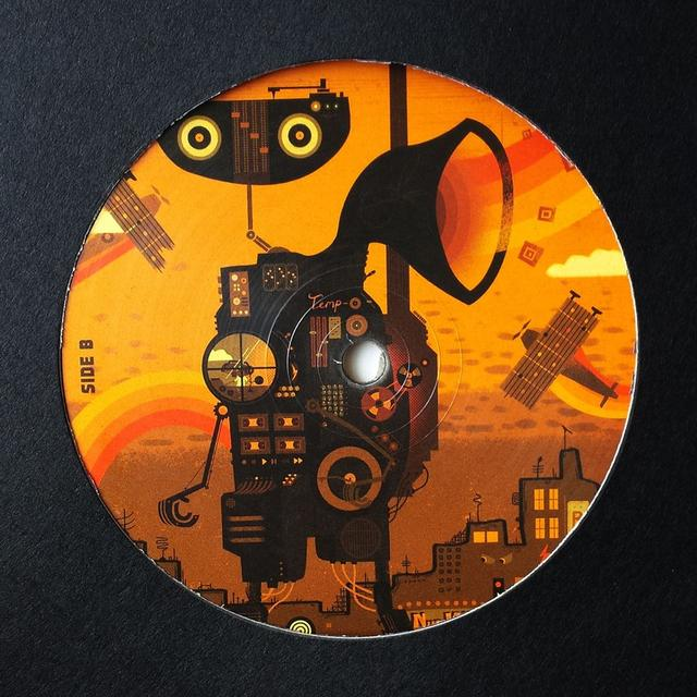 Dirtybird Records DB-105 Say My Name EP Vinyl