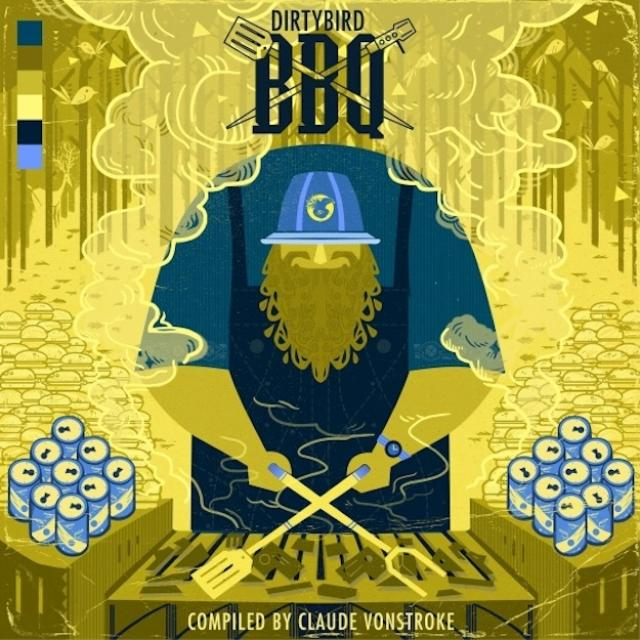 Dirtybird Records DB-106 dirtybird BBQ Compilation CD