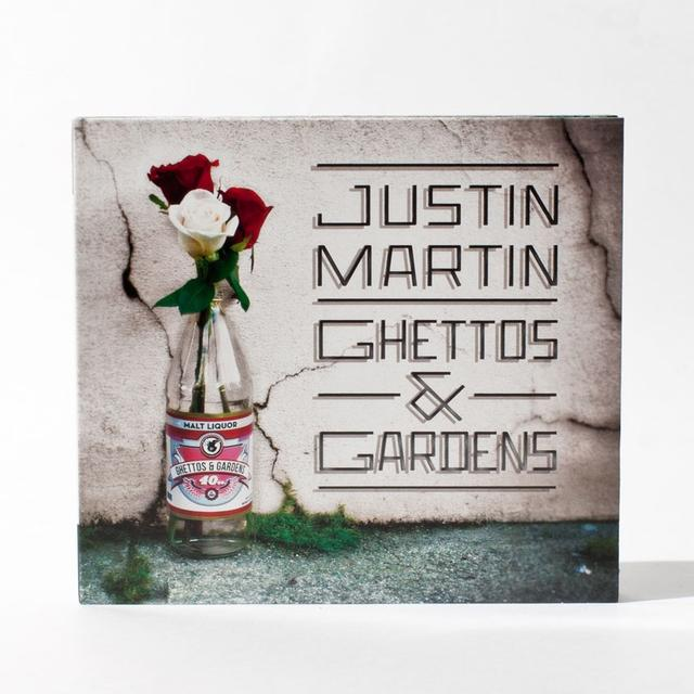 Dirtybird Records Justin Martin - Ghettos & Gardens CD