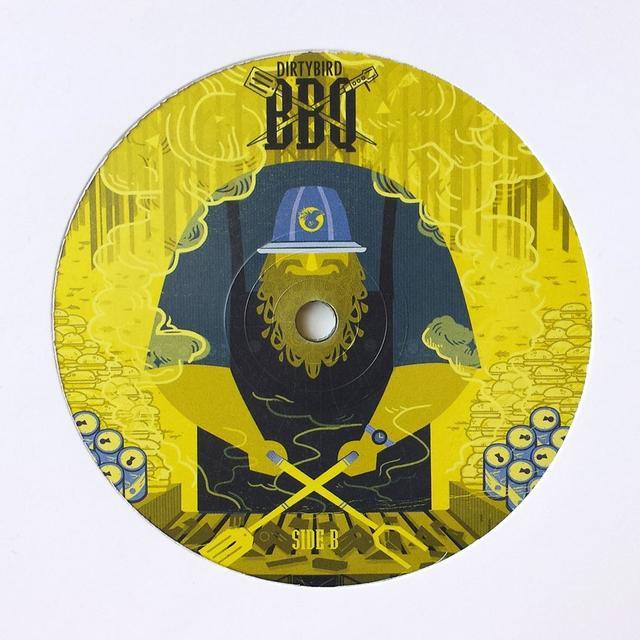 Dirtybird Records DB-106 dirtybird BBQ Compilation Vinyl